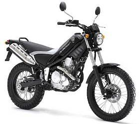 Yamaha tricker motorcycle Redtread Spain 5800G_001